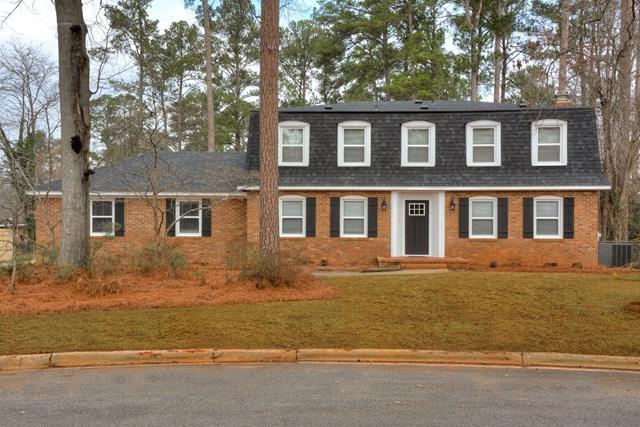 2803 Kipling Drive, Augusta, GA 30809 (MLS #423352) :: Shannon Rollings Real Estate