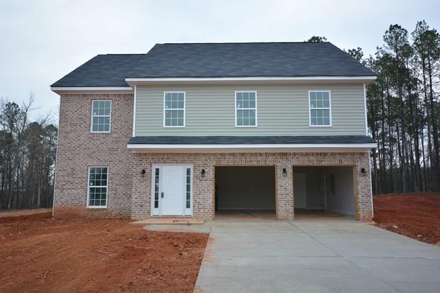 4635 Hunters Mill Court, Hephzibah, GA 30815 (MLS #423411) :: Brandi Young Realtor®