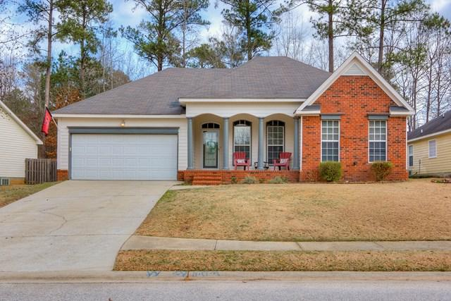 377 Sandleton Way, Evans, GA 30809 (MLS #423419) :: Shannon Rollings Real Estate