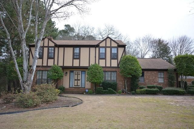 124 Wood Creek Drive, Martinez, GA 30907 (MLS #423423) :: Melton Realty Partners