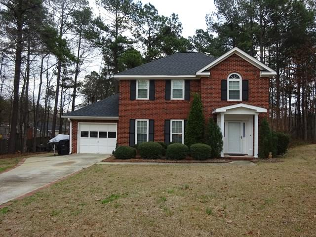 4744 Rye Hill Court, Evans, GA 30809 (MLS #423432) :: Shannon Rollings Real Estate