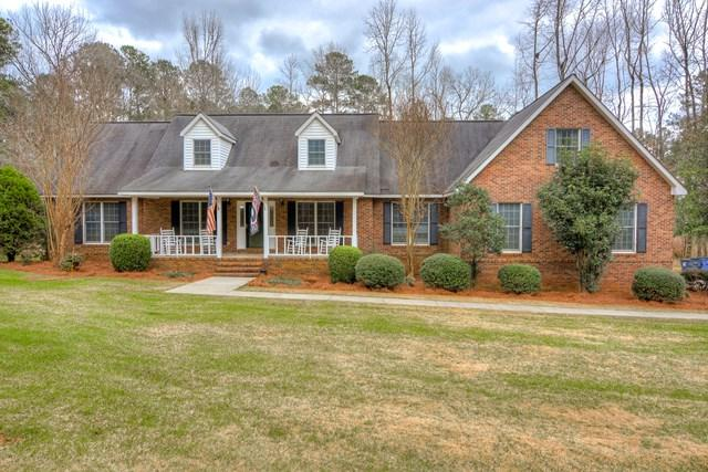 1272 Wolfpen Drive, Thomson, GA 30824 (MLS #423488) :: Melton Realty Partners