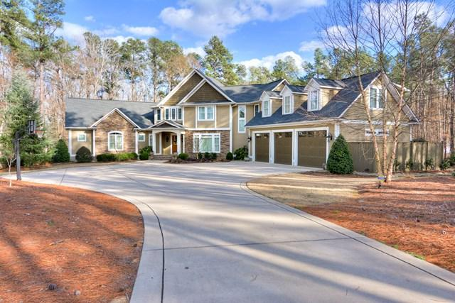 809 Old Stevens Creek Road, Martinez, GA 30907 (MLS #423489) :: Brandi Young Realtor®