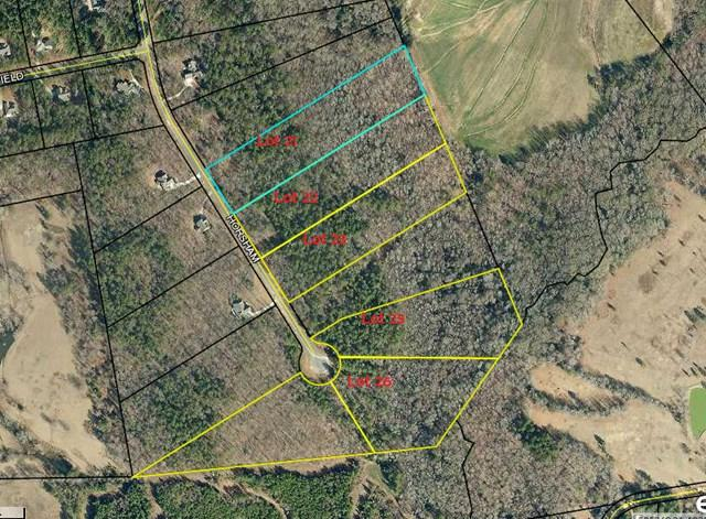 Lot 25 Horsham Trail, Dearing, GA 30803 (MLS #423509) :: Shannon Rollings Real Estate