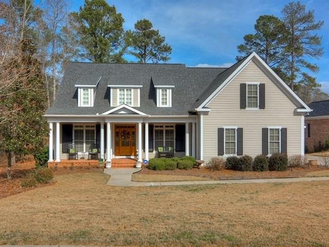 705 Bishops Circle, Evans, GA 30809 (MLS #423515) :: Shannon Rollings Real Estate