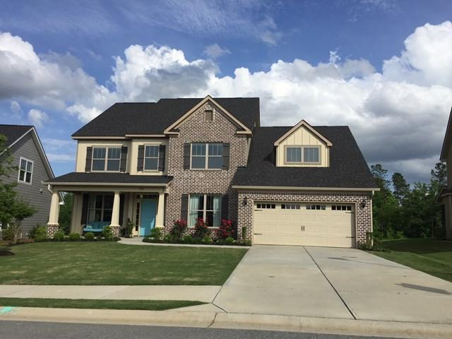 813 Glencoe Way, Evans, GA 30809 (MLS #423531) :: Shannon Rollings Real Estate