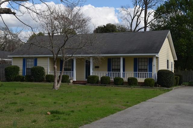 501 Hillcrest Drive, North Augusta, SC 29841 (MLS #423540) :: Brandi Young Realtor®