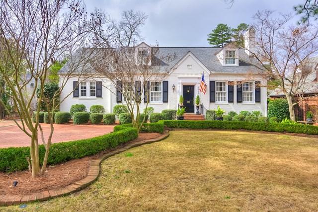 1005 Monte Sano Avenue, Augusta, GA 30904 (MLS #423542) :: Shannon Rollings Real Estate