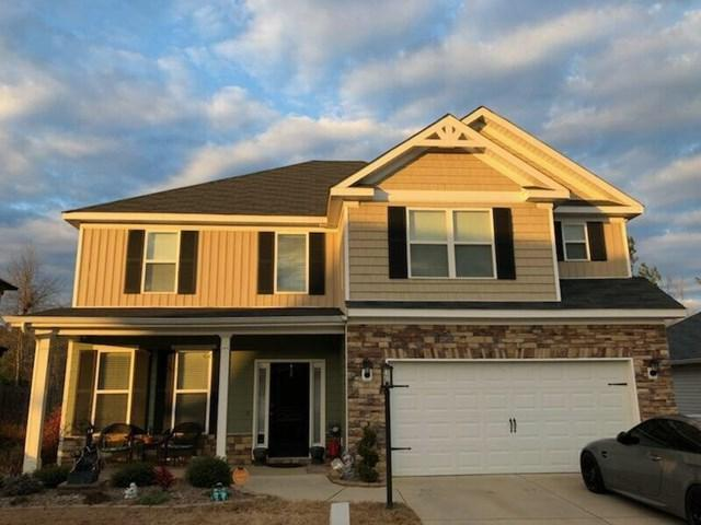 432 Sebastian Drive, Grovetown, GA 30813 (MLS #423556) :: Shannon Rollings Real Estate