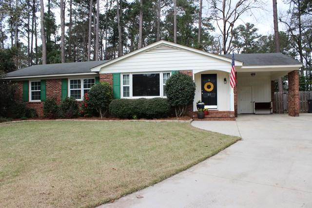 217 Simmons Court, Augusta, GA 30907 (MLS #423589) :: Shannon Rollings Real Estate