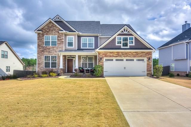 331 Pump House Road, Evans, GA 30809 (MLS #423641) :: Shannon Rollings Real Estate