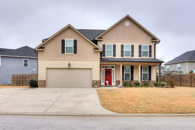 1217 Absolon Court, Grovetown, GA 30813 (MLS #423695) :: Shannon Rollings Real Estate