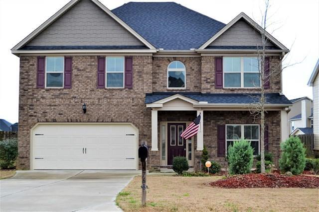 768 Bridgewater Lane, Evans, GA 30809 (MLS #423702) :: Brandi Young Realtor®