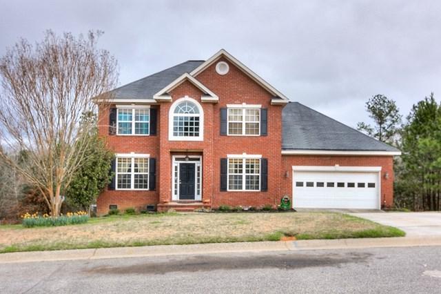 463 Weyanoke Drive, Evans, GA 30809 (MLS #423705) :: Young & Partners