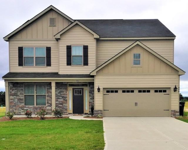 821 Burlington Drive, Augusta, GA 30909 (MLS #423712) :: Brandi Young Realtor®