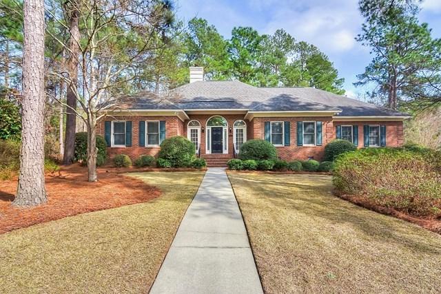 113 Yellow Pine Drive, Aiken, SC 29803 (MLS #423714) :: Melton Realty Partners