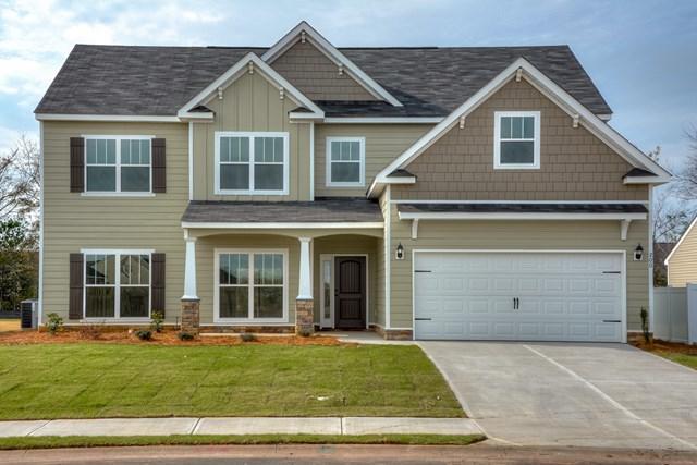 822 Burlington Drive, Augusta, GA 30909 (MLS #423725) :: Brandi Young Realtor®