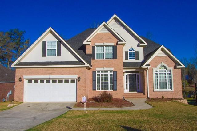 431 Wade Plantation Drive, Martinez, GA 30907 (MLS #423762) :: Brandi Young Realtor®