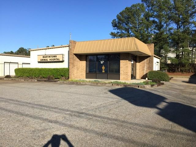 1807 Knox Avenue, North Augusta, SC 29841 (MLS #423782) :: Brandi Young Realtor®