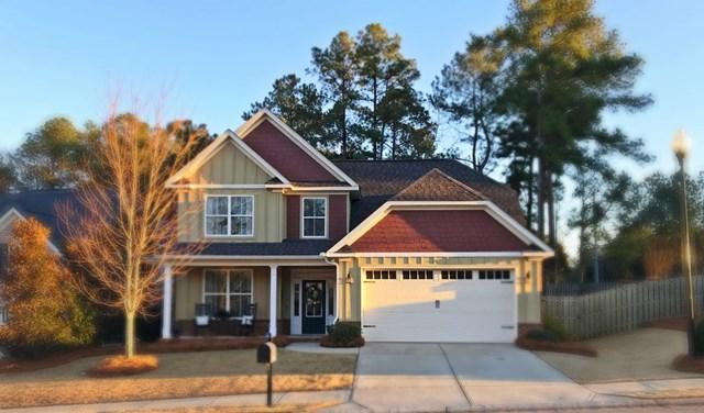 4001 Battery Drive, Evans, GA 30809 (MLS #423799) :: Natalie Poteete Team