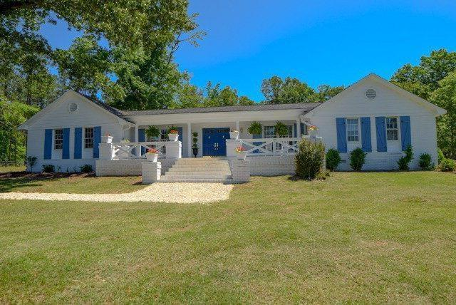 2295 Banks Mill Road, Aiken, SC 29803 (MLS #423802) :: Shannon Rollings Real Estate