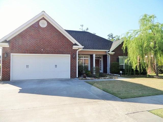 1054 Conn Drive, Evans, GA 30809 (MLS #423805) :: Shannon Rollings Real Estate