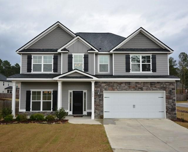 2604 Turquoise Lane, Martinez, GA 30907 (MLS #423852) :: Natalie Poteete Team