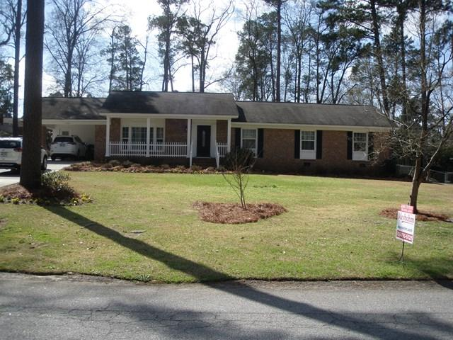 1716 Goshen  Road, Augusta, GA 30906 (MLS #423857) :: REMAX Reinvented | Natalie Poteete Team