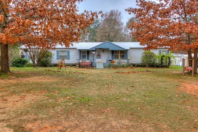 2187 Loco Church Road, Lincolnton, GA 30817 (MLS #423934) :: Natalie Poteete Team
