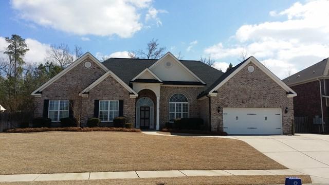723 Spotswood Drive, Evans, GA 30809 (MLS #423949) :: Melton Realty Partners