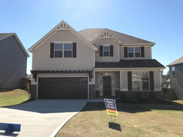 306 Firelight Drive, Grovetown, GA 30813 (MLS #423971) :: Shannon Rollings Real Estate