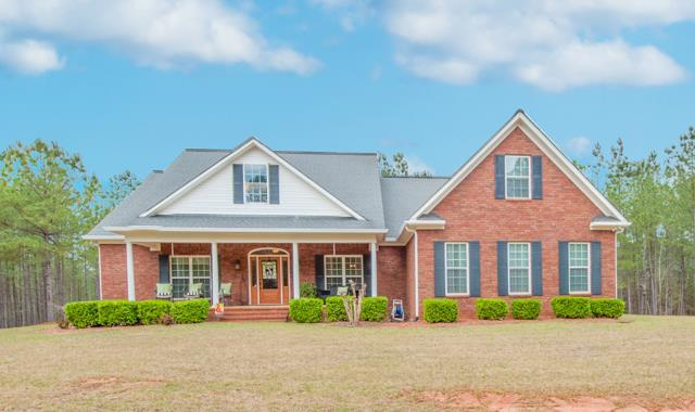 304 Old Stage Road, Edgefield, SC 29824 (MLS #424054) :: Shannon Rollings Real Estate
