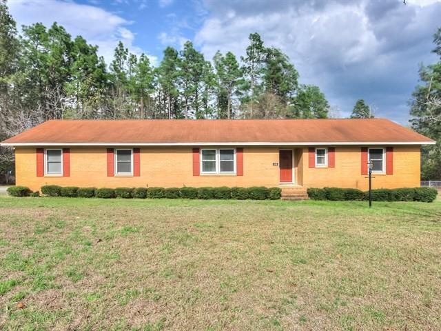 215 Langley Cemetary Road, Warrenville, SC 29851 (MLS #424074) :: Shannon Rollings Real Estate