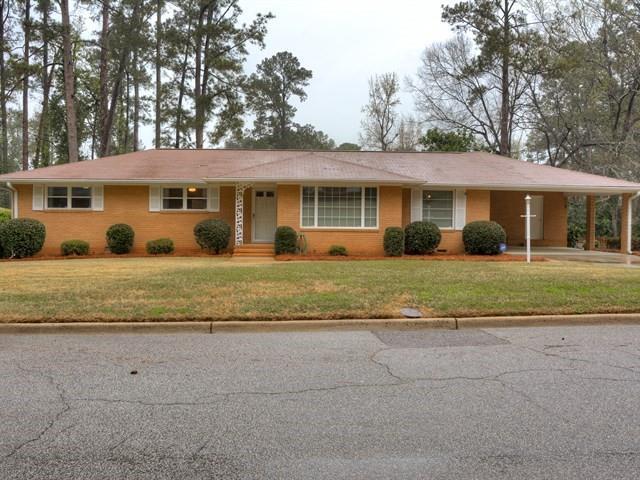 3121 Sussex Road, Augusta, GA 30909 (MLS #424189) :: Shannon Rollings Real Estate
