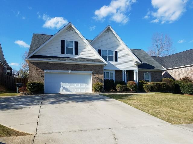 906 Woody Hill Circle, Evans, GA 30809 (MLS #424203) :: Natalie Poteete Team