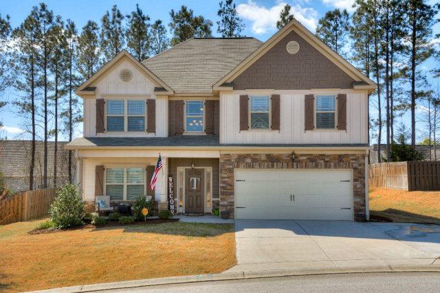 349 Brentford Avenue, Grovetown, GA 30813 (MLS #424223) :: Melton Realty Partners