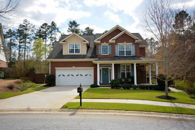 1309 York Street, Evans, GA 30809 (MLS #424283) :: Melton Realty Partners
