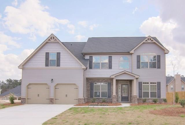 863 Hay Meadow Drive, Augusta, GA 30909 (MLS #424573) :: Shannon Rollings Real Estate
