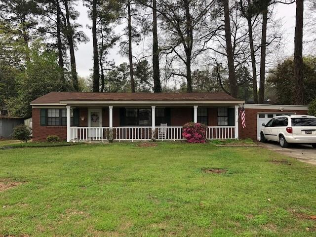 810 Mary Avenue, Augusta, GA 30904 (MLS #424583) :: Brandi Young Realtor®