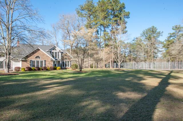 215 Montgomery Place, North Augusta, SC 29841 (MLS #424598) :: Natalie Poteete Team