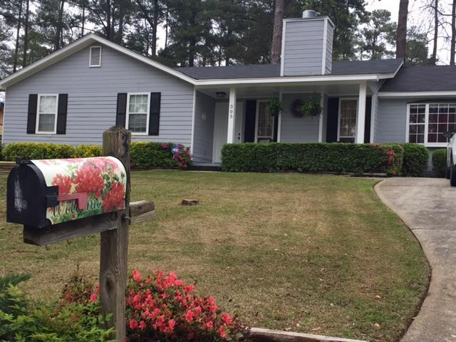 305 Calico Trail, Martinez, GA 30907 (MLS #424638) :: Southeastern Residential