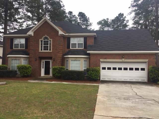 4142 Quinn Drive, Evans, GA 30809 (MLS #424813) :: Natalie Poteete Team
