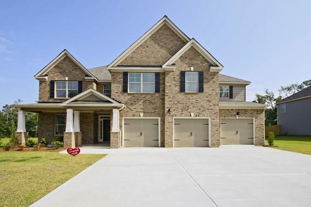4574 Coldwater Street, Grovetown, GA 30813 (MLS #425327) :: Brandi Young Realtor®