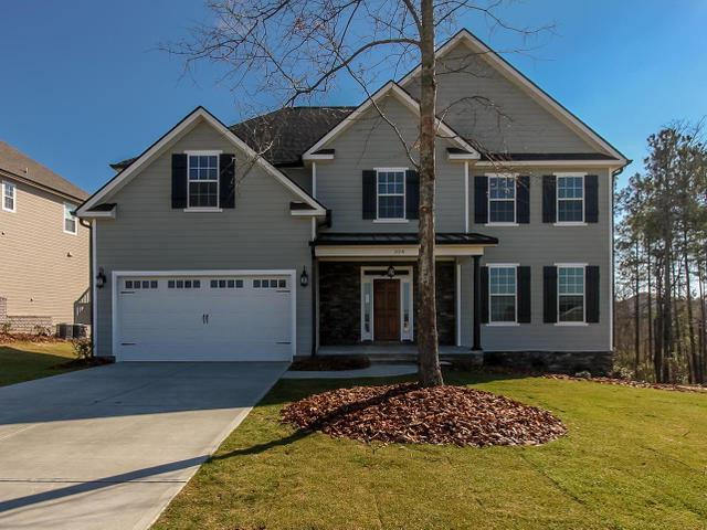 324 Kirkwood Drive, Evans, GA 30809 (MLS #425373) :: Brandi Young Realtor®