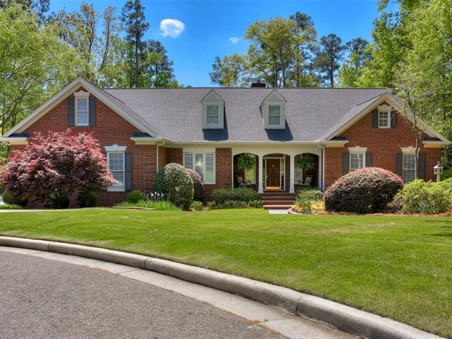 3006 Cedar Hill Lane, Augusta, GA 30909 (MLS #425636) :: Brandi Young Realtor®