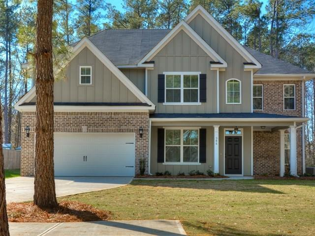 586 Gibbs Road, Evans, GA 30809 (MLS #425862) :: Brandi Young Realtor®