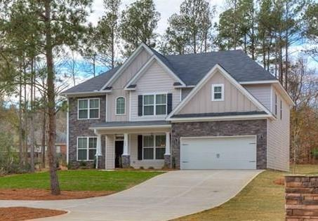 582 Gibbs Road, Evans, GA 30809 (MLS #425864) :: Brandi Young Realtor®