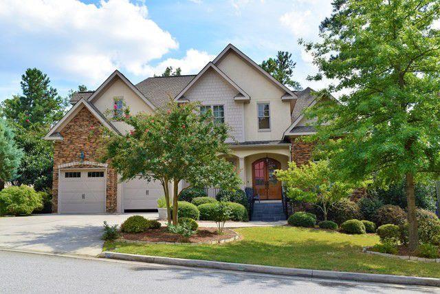 406 Preserve Trail, Martinez, GA 30907 (MLS #425995) :: Shannon Rollings Real Estate