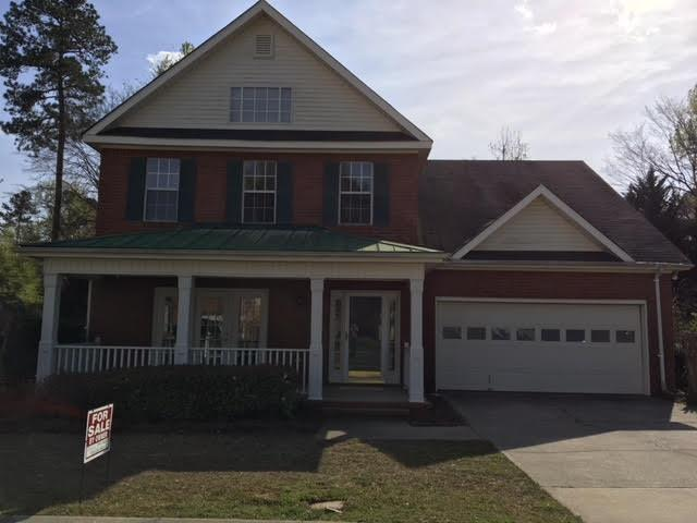 4524 Glastonbury Drive, Evans, GA 30809 (MLS #426192) :: Melton Realty Partners