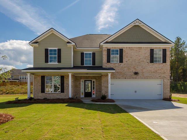 8669 Crenshaw Drive, Grovetown, GA 30813 (MLS #426463) :: Southeastern Residential